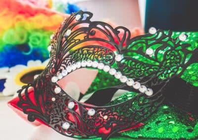 """Verkleidung, Spaß, Maske,Hochzeits Fotobooth die """"Knipskiste"""""""