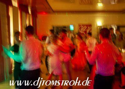 Geburtstags DJ Tom Stroh