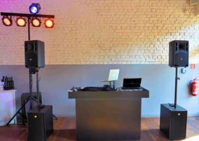 Gut Hohenholz Hochzeit DJ