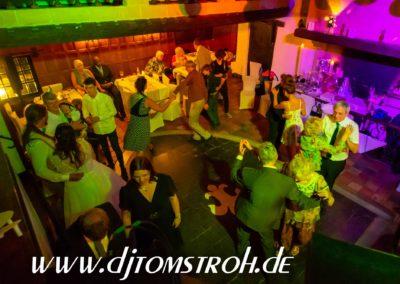 Hochzeits DJ Tom Stroh