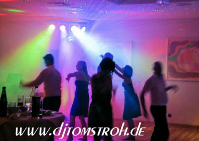 Party DJ Tom Stroh