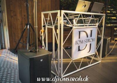 DJ Hochzeit Blumenhalle Jülich