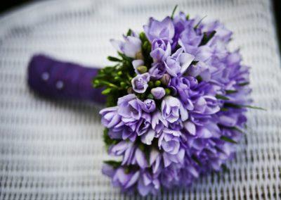 Geschenke Trauzeugen Blumenstrauß