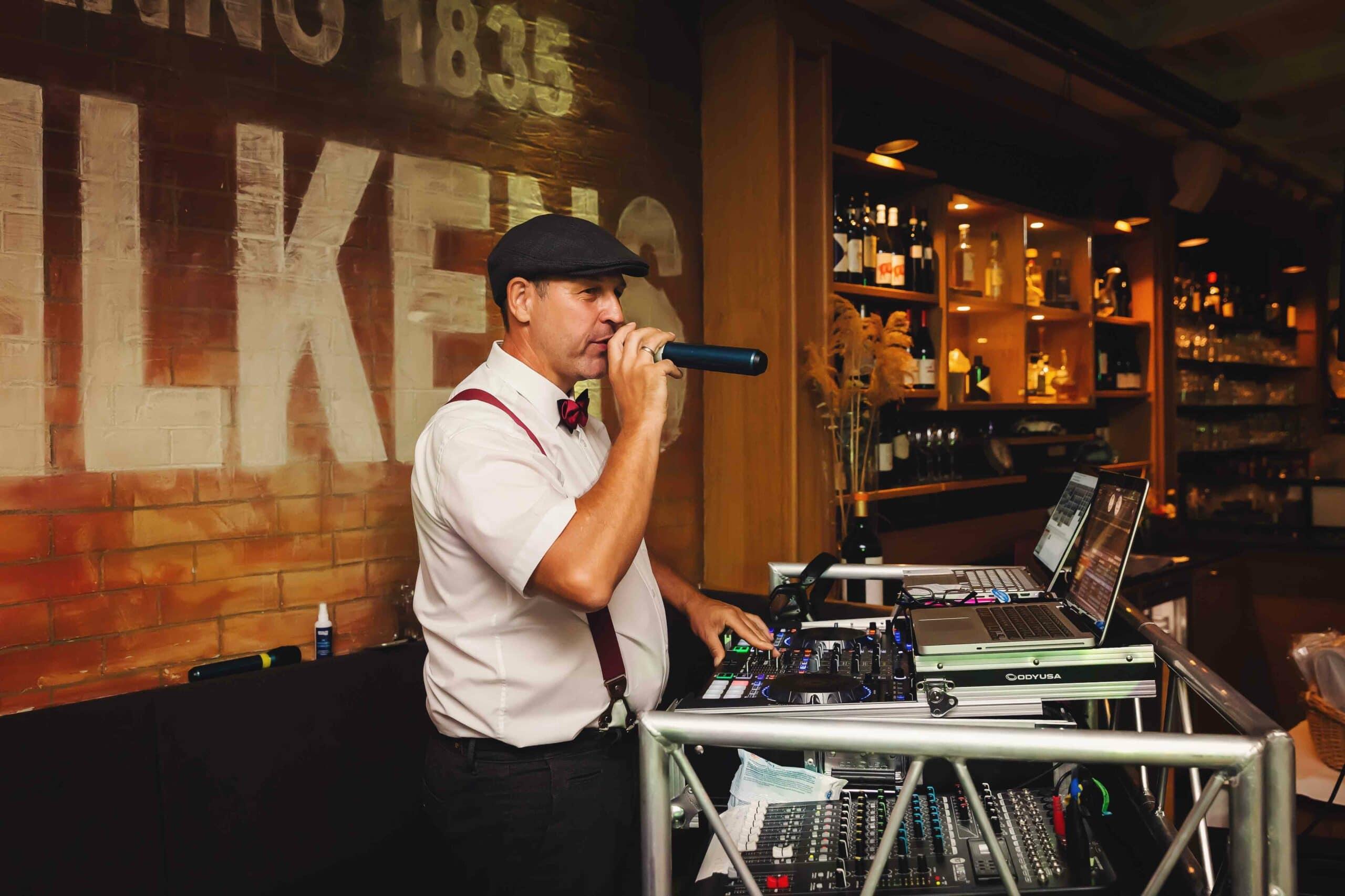 Großartige Leidenschaft DJ Tom Stroh